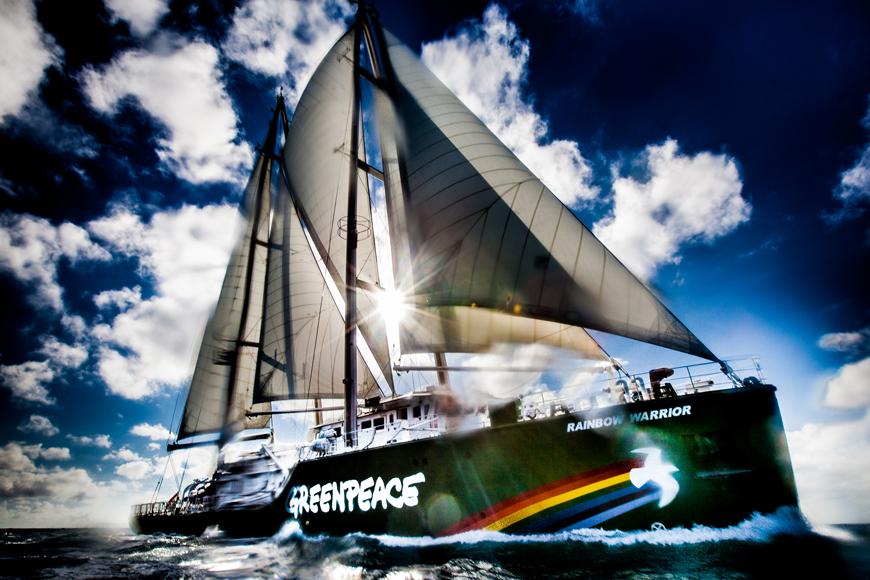 Foto: Tom Jefferson - Greenpeace