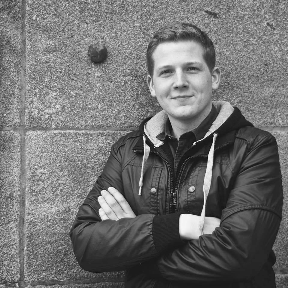 Gründer und Chefredakteur Florian Schauer-Bieche