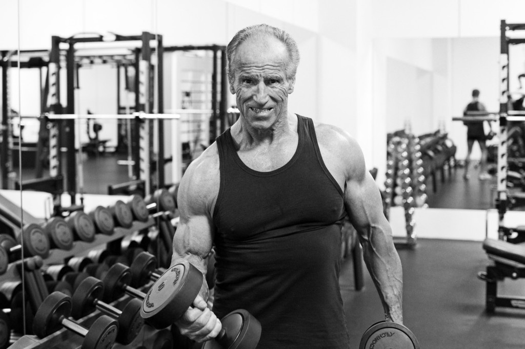Mit dem Sport möchte ich alt werden
