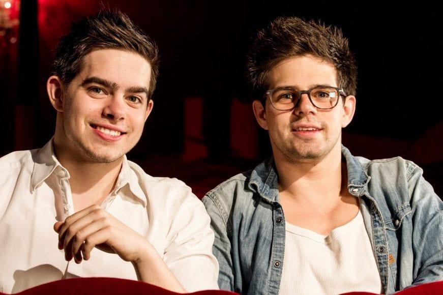 Johannes und Josef Ellersdorfer, Foto: Claudio Hiller