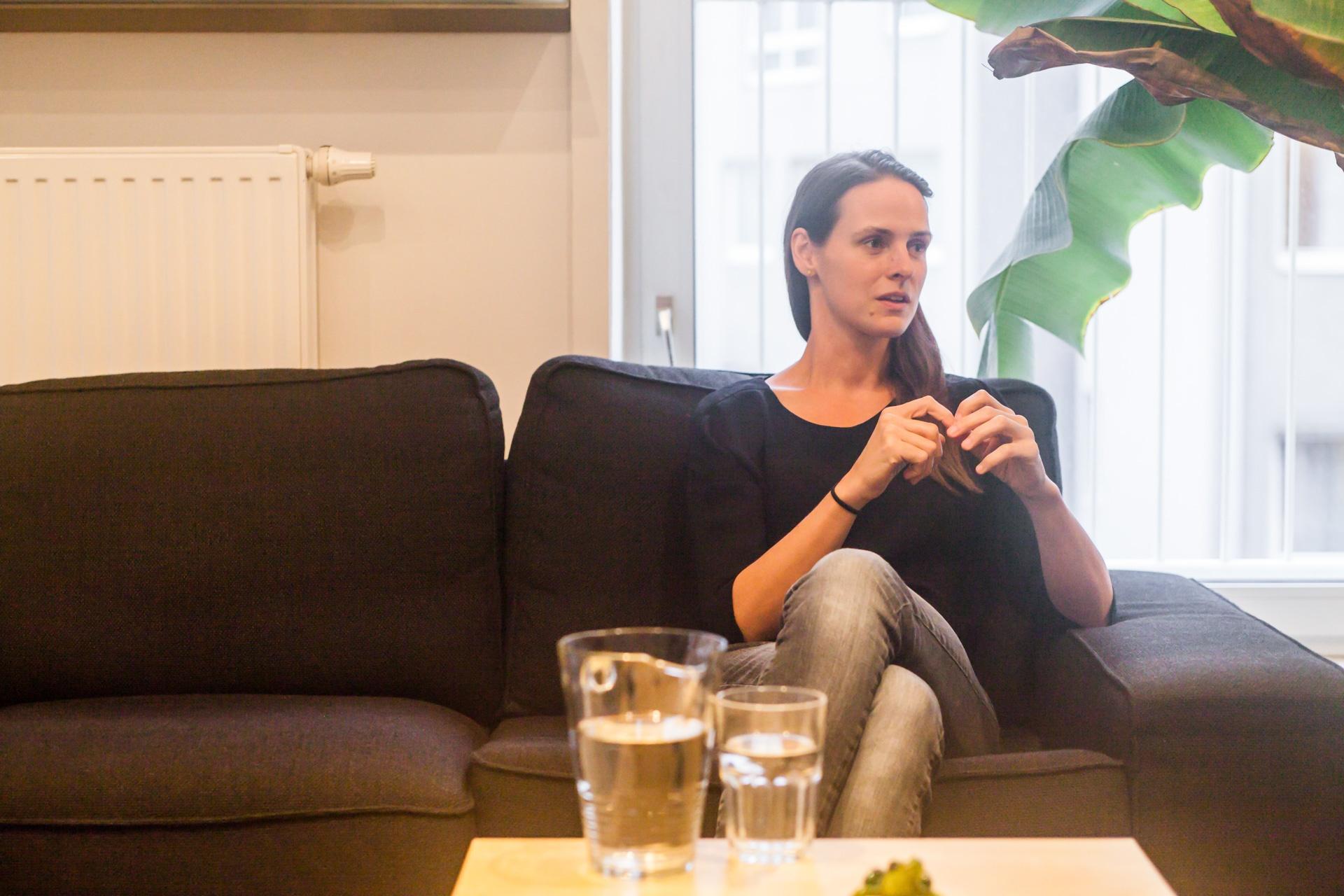 Johanna Schober / Foto: Elena Rachor