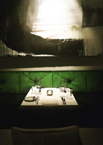 Tisch im KITCH grill & bar, Foto: KITCH